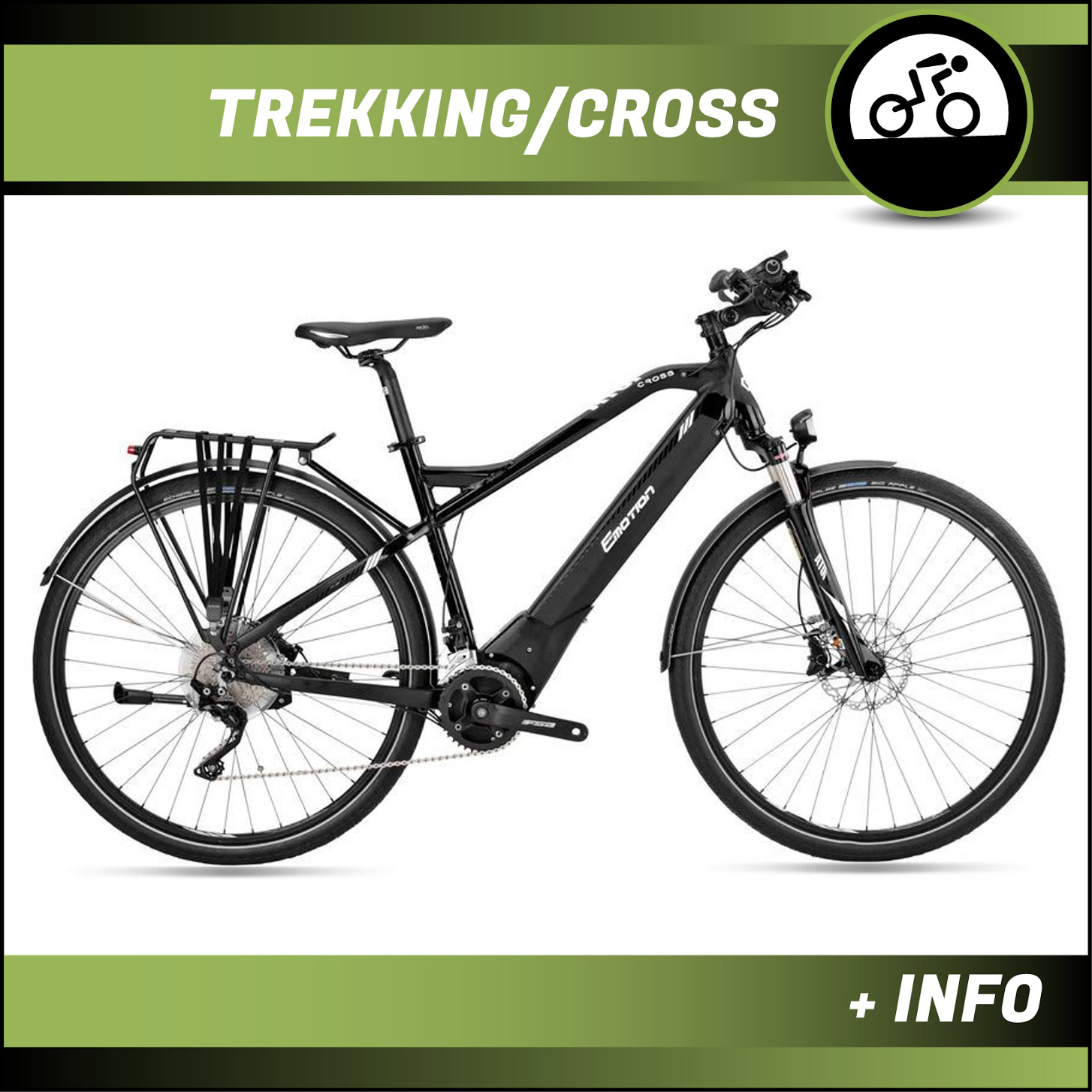 trekking/cross