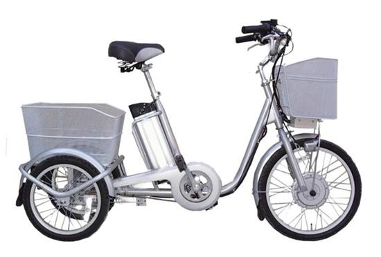 Imagen de Triciclo Swing