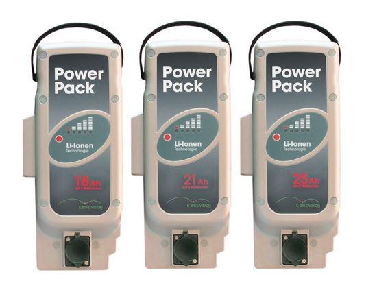 Imagen de Batería compatible Panasonic 26 v 18/21/25 Ah